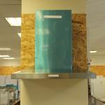 Cooker hood AEG DKB3650M (Graded)