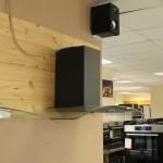 Cooker hood Montpellier MHE900LBK  (Graded)