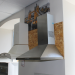 Cooker hood Neff D62PBC(Graded)