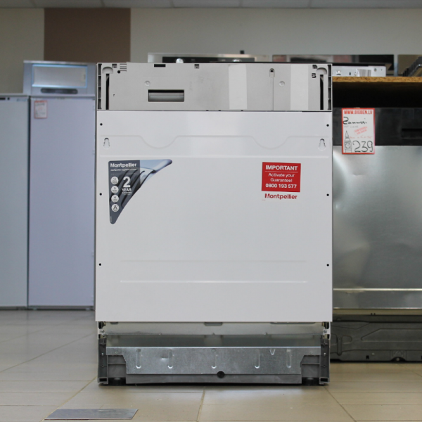 Built in Dishwasher Montpellier MDI600 A+ (Graded)