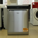 Dishwasher Whirlpool WFC3C24PXUK (Graded)