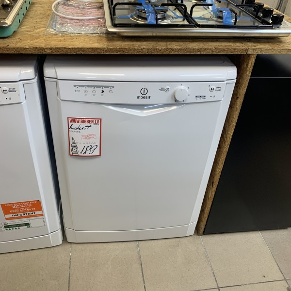 Dishwasher Indesit DFG15B1 A+ (Graded)