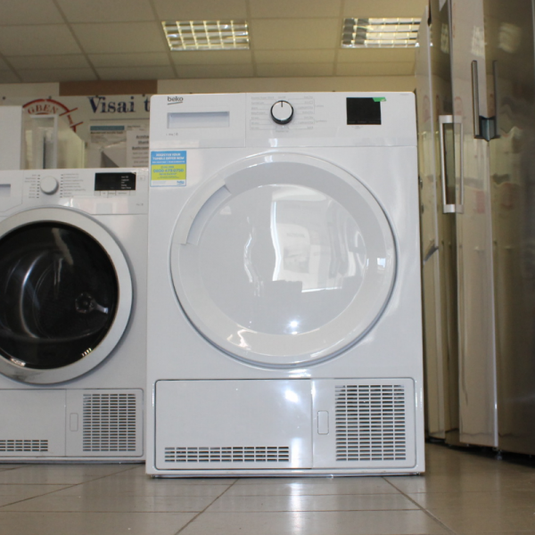 Dryer Beko DTGC8001W (Graded)