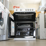 Electric cooker Montpellier MDC600FW (Graded)