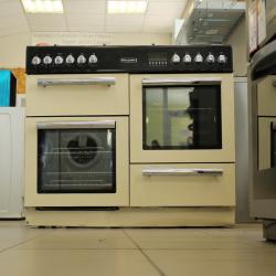 Range cooker Montpellier MDF100K (Graded)