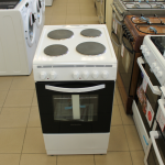 Electric cooker Montpellier MSE46W  (Graded)