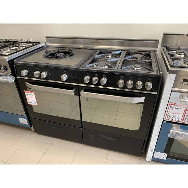 Gas cooker Rosieres RCD12 (Graded)