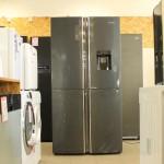 Fridge freezer Hisense RQ689N4WF1 No Frost (Graded)