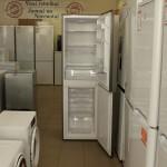 Fridge freezer Hoover HCF5172XK A+ No Frost (Graded)