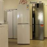 Fridge freezer Hotpoint HBD5517WUK  (Graded)