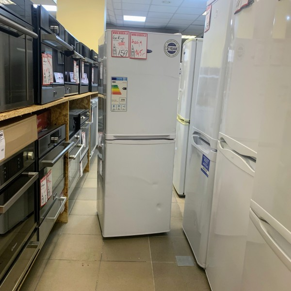 Fridge freezer Iceking IK3633AP2 (Graded)