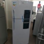 Fridge Freezer Mabe RMS1951ZINB0 (Graded)