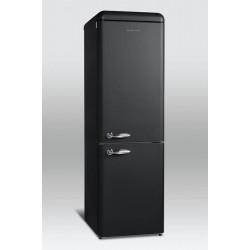 Fridge Freezer Scan Domestic RKB301 A++ No Frost