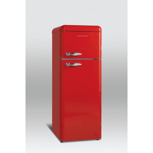 Fridge Freezer Scan Domestic RKF201 A++