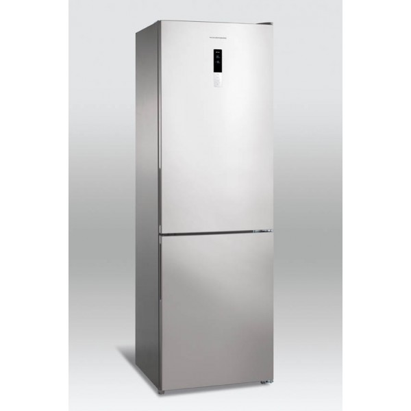 Fridge Freezer Scan Domestic SKF329SS A++ No Frost