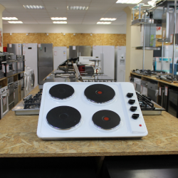 Electric Hob Montpellier SP601W (Graded)