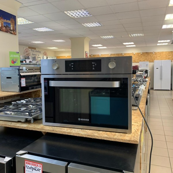 Built-in microwave oven Hoover HMC440TVX (Graded)