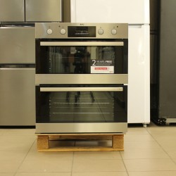 Double oven AEG DUB331110M (Graded)