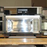 Built in steam oven De Dietrich DOV745X (Graded)
