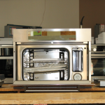 Built in steam oven Hoover HSO460X (Graded)