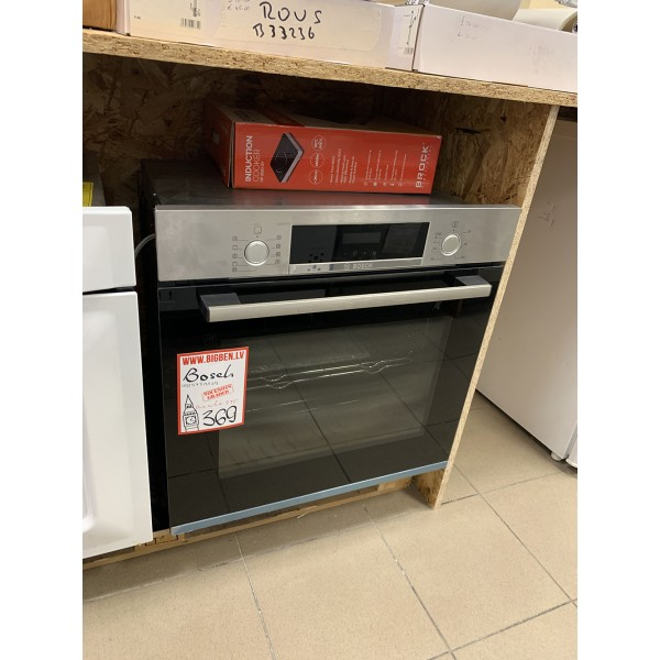 Buiolt in oven Bosch HBS573BS (Graded)