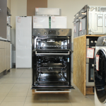 Double oven Indesit Aria IDD6340BL (Graded)