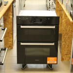 Double oven Indesit Aria IDU6340BL (Graded)