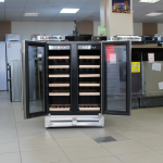 Wine cooler Montpellier WS38SDDX  (Graded)