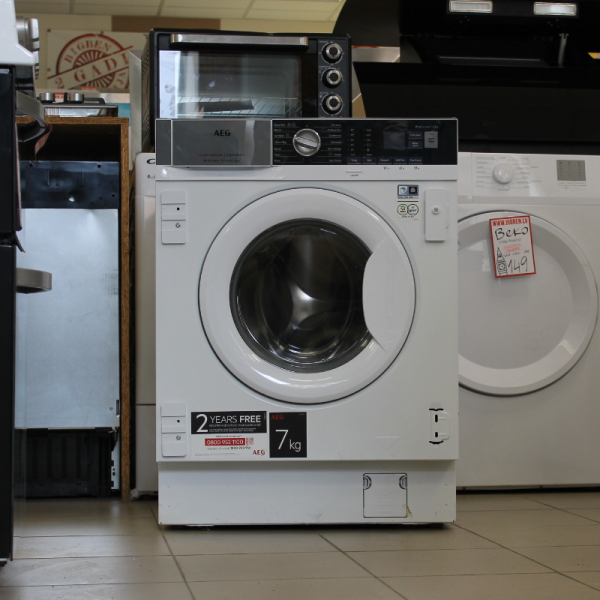 Built in Washer AEG L7FE7261 A+++ 7kg 1200 rpm (Graded)