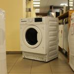 Built in Washer dryer Beko WDIY854310F A 8kg/5kg 1400 rpm (Graded)