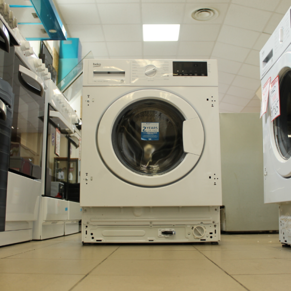 Built in washing machine Beko WIX845400 A+++ 8kg 1400rpm (Graded)