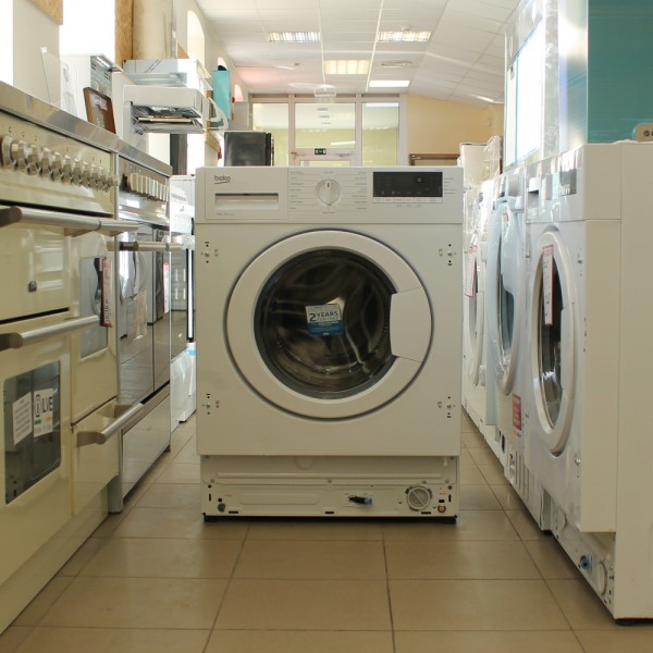 Built in washing machine Beko WTIK84111F A+++ 8kg 1400rpm (Graded)
