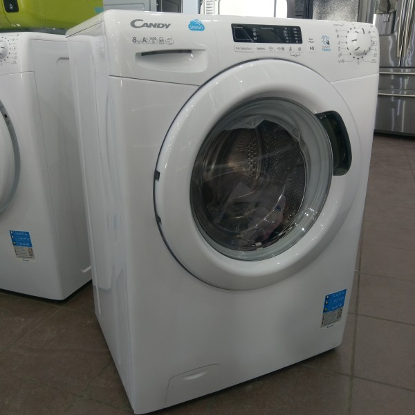 Washing machine Candy HGS158 A+++ 8kg 1500rpm (Graded)