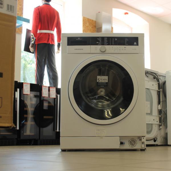 Washing machine Grundig GWN38430W A+++ 8kg 1400rpm (Graded)