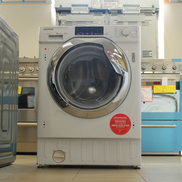 Built in Washer Hoover HBWM916TAHC-80 A+++ 9kg 1600 rpm (Graded)