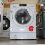 Built in Washer Hoover HBWM84TAHC-80 A+++ 8kg 1400 rpm (Graded)