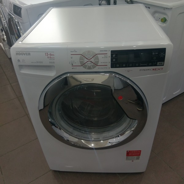 Washer dryer Hoover WDWT4138AH (Graded)