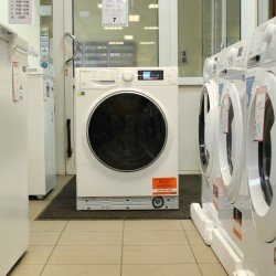 Washer dryer Hotpoint RD1076JDUKN 10kg 1600rpm (Graded)