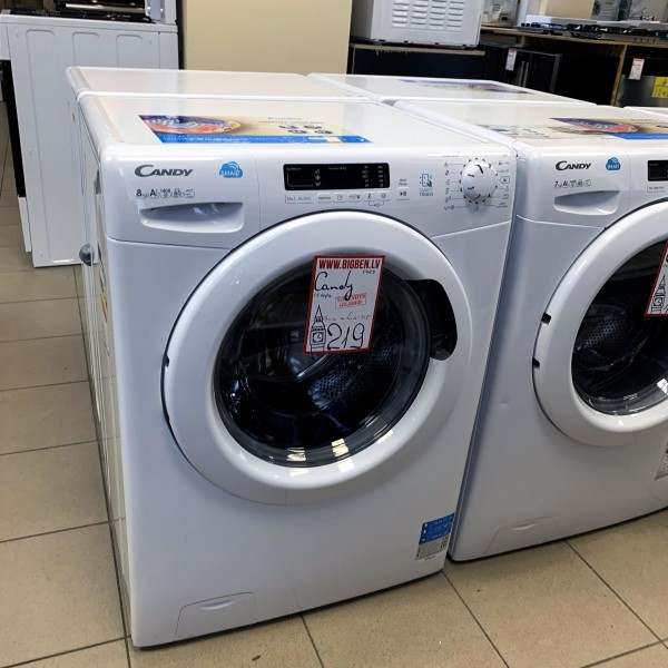 Washing machine Candy Smart CS1482 A+++ 8kg 1400rpm (Graded)