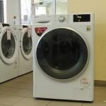 Washing machine LG F4J610WS 10kg 1400 rpm (Graded)