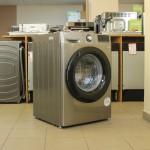 Washing machine LG F4V310SNE 10.5 kg 1400 rpm (Graded)