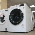Washing machine LG FH4U2VCN2 A+++ 9kg 1400rpm (Graded)