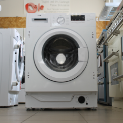 Built in Washer LOGIK LIW814W15 A+++ 8kg 1400 rpm (Graded)
