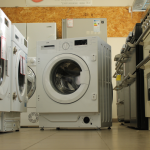 Built in Washer LOGIK LIW814W15 A+++ 7kg 1300 rpm (Graded)