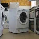 Built in Washer dryer Montpellier MWDI7555 A 7.5 kg 1400 rpm (Graded)