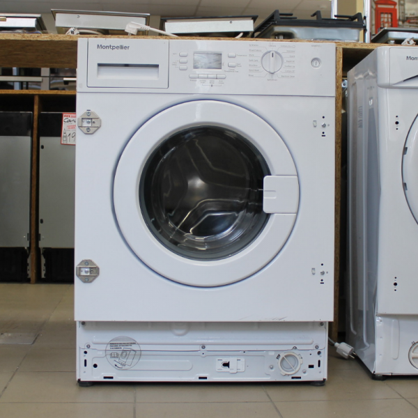 Built in Washer Montpellier MWBI7012 A+ 7kg 1200 rpm (Graded)