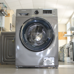 Washing machine SAMSUNG WW80J5555FX A+++ 8kg 1400rpm (Graded)
