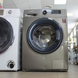 Washing machine SAMSUNG WW90J5456FX A+++ 9kg 1400rpm  (Graded)
