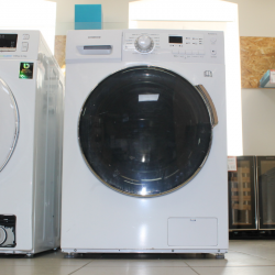 Washer dryer SAMSUNG WD80M4B53IW B 8kg 1400rpm  (Graded)