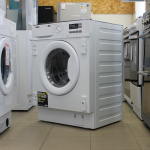 Built in Washer Zanussi Z712W43BI A+++ 7kg 1200 rpm (Graded)